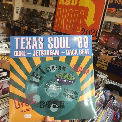 Various - Texas Soul '69