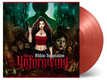 within temptation - the unforgiving (gold&red lp)
