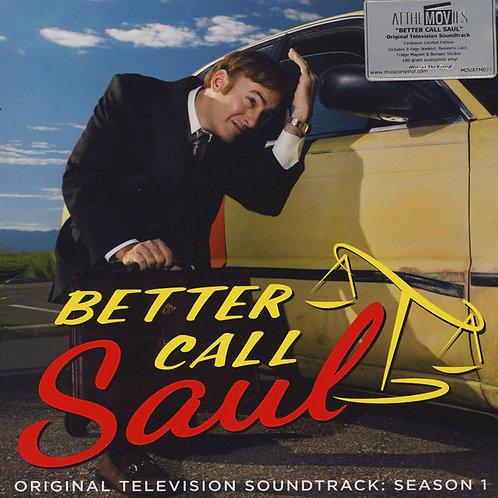 Original Soundtrack - Better Call Saul season 1