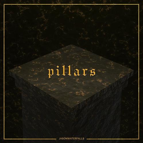 Jason Waterfalls - Pillars CD
