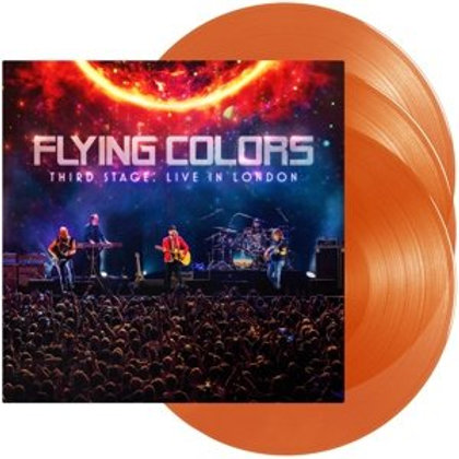 Flying Colors - Third Stage: Live In London