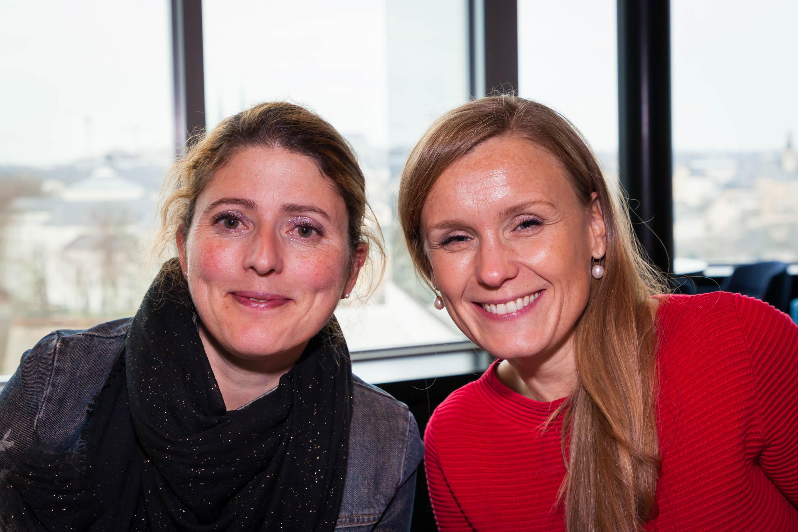 Claude KRAUS et Viviane HENGEL