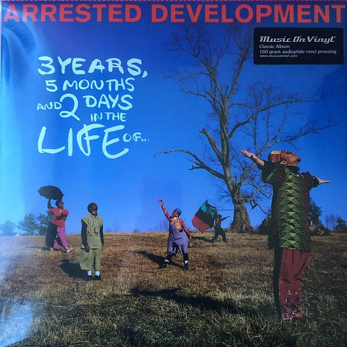 Arrested Development - 3 Years, 5 MonthsAnd 2 Days In The Life Of ...