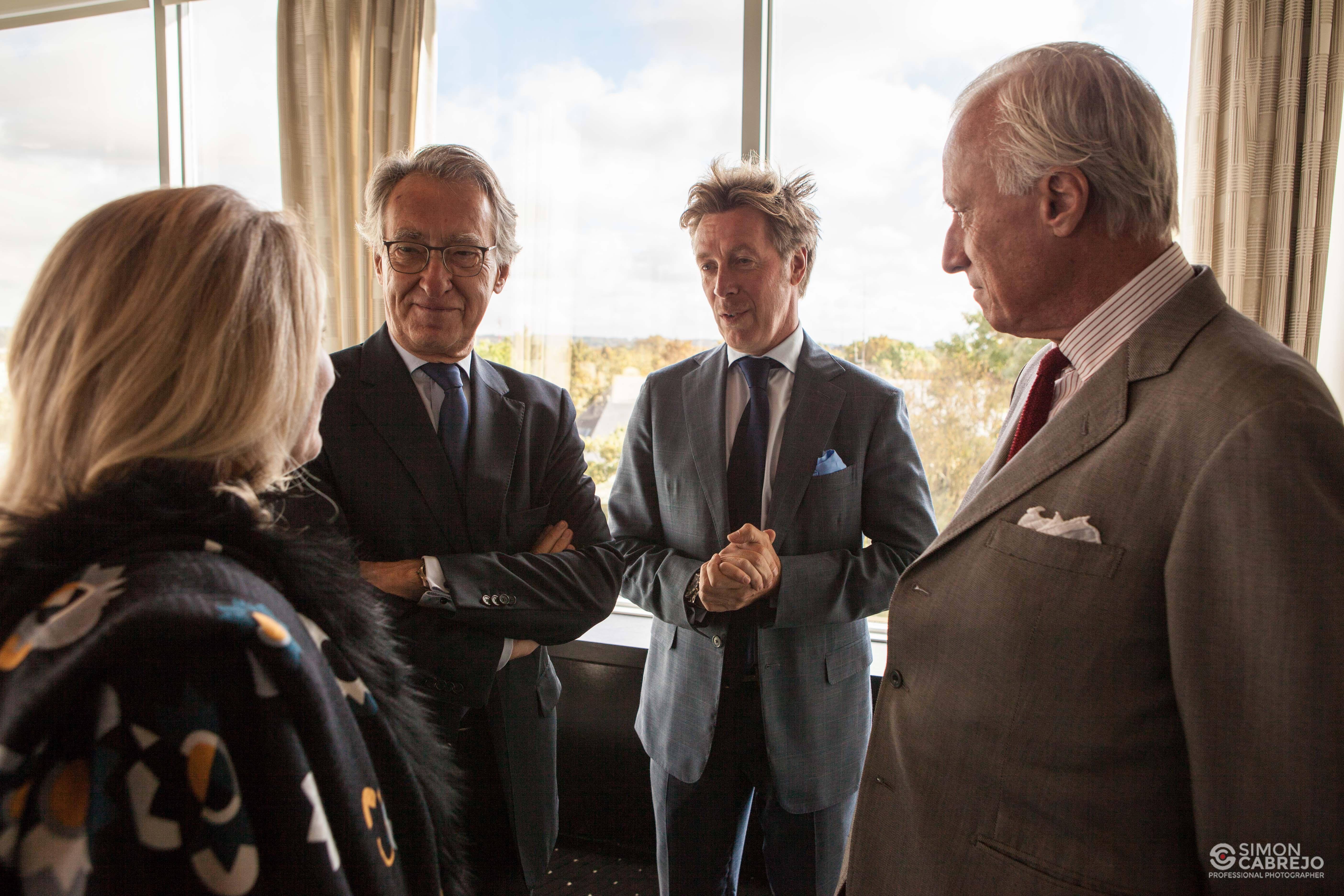Philippe HAQUENNE, Laurent SCHONCKERT et Adelin REMI