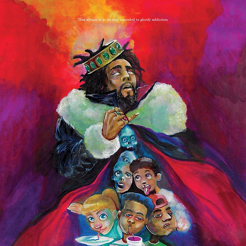 J. Cole - This Album Is In No Way Intended To Glorify Addiction