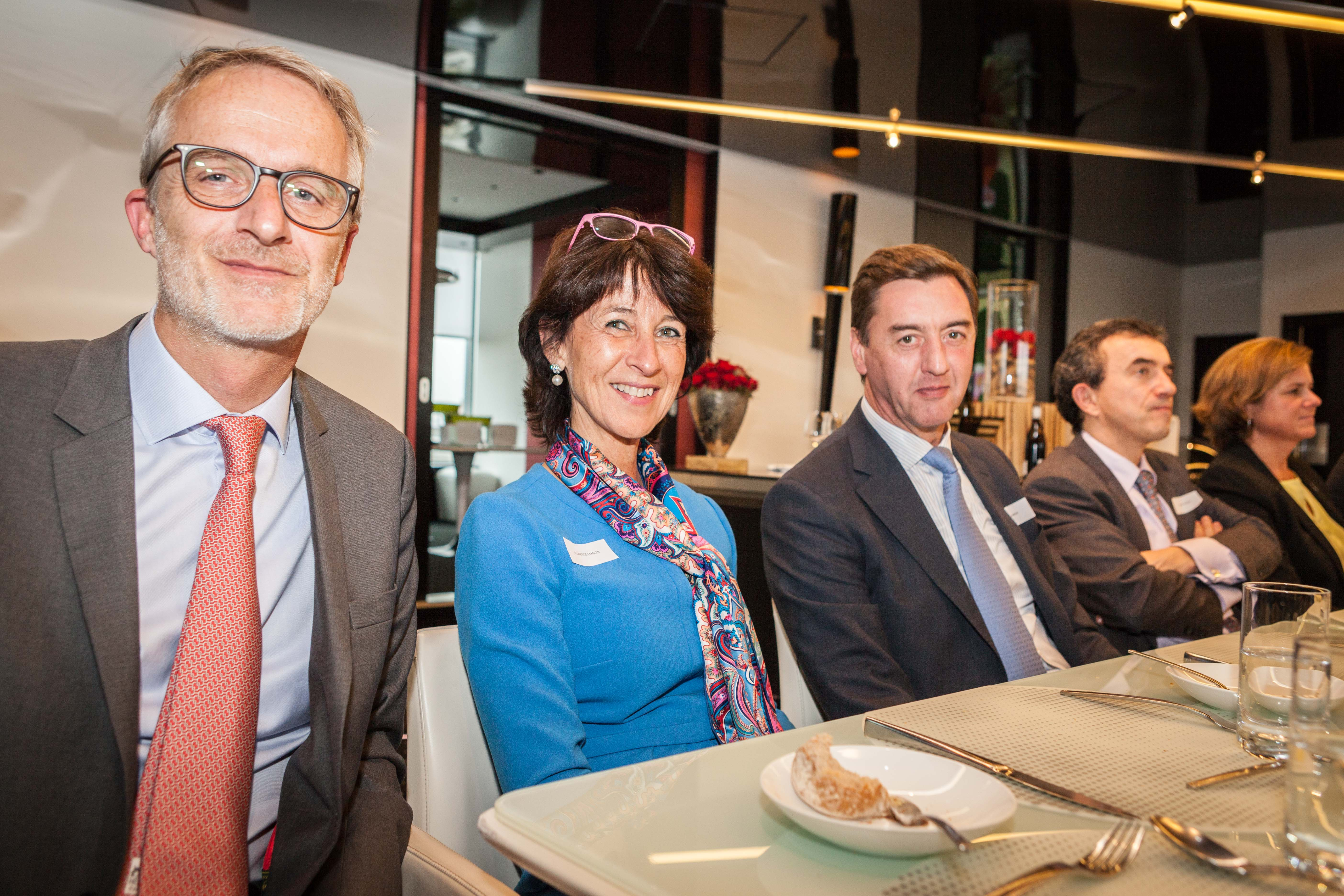 Vincent HEYMANS, Florence LEMEER et Rudi LEMEER