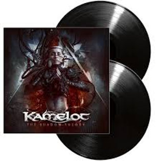 kamelot - the shadow theory 2lp