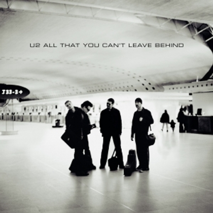 U2 - All That You Can't Leave Behind 20th Anniversary