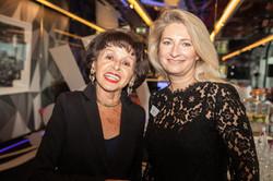 Poupa SCHULZ et Brigitte POCHON