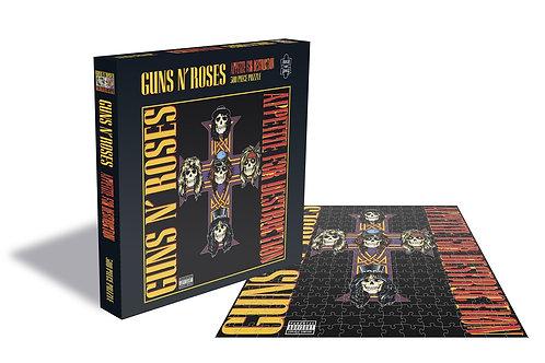 Guns N' Roses - Appetite For Distruction
