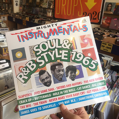 Various - Mighty Instrumentals Soul & R&B-Style 1965