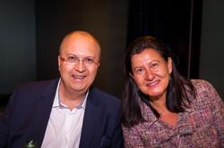 Hugues OOSTERBOSCH et Lydia WALTISPERGER