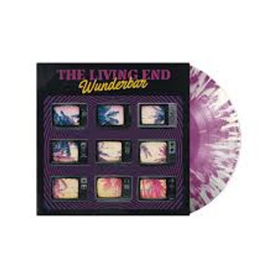 the living end - wunderbar (colour lp)