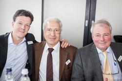 Cyrille GERHARDT, Michel BOUFASSA et Philippe MAMOLAR-SOMALO