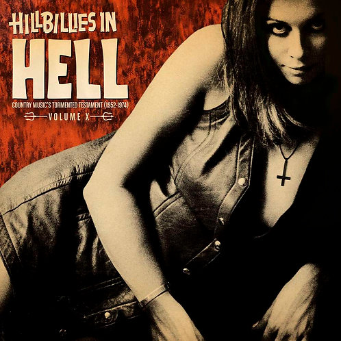 Various - Hillbillies From Hell Volume X