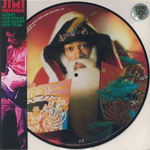 Jimy Hendrix - Merry Christmas and Happy New Year
