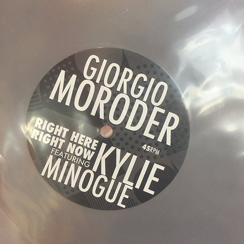 Giorgio Moroder Ft. Kylie Minogue - Right Here Right Now