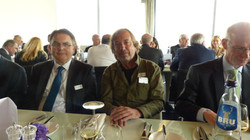 S.E l'Ambassadeur de Turquie Levent SAHINKAYA et Alain BERWICK