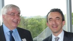 Karl-Heinz DICK et Pierre WENDA