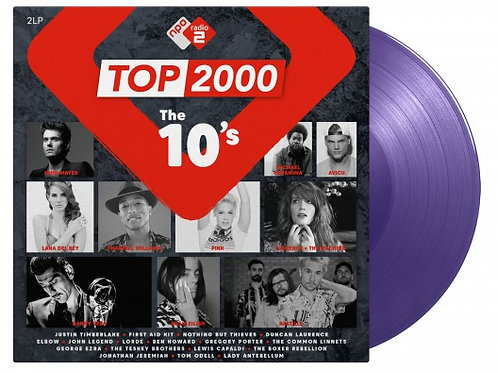 Various - Top 2000 - The 10's