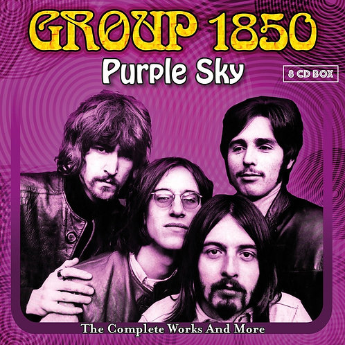 Group 1850 - Purple Sky