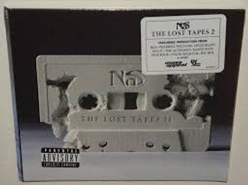 nas - lost tapes II