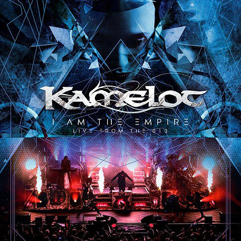 Kamelot - I Am The Empire: Live From The 013