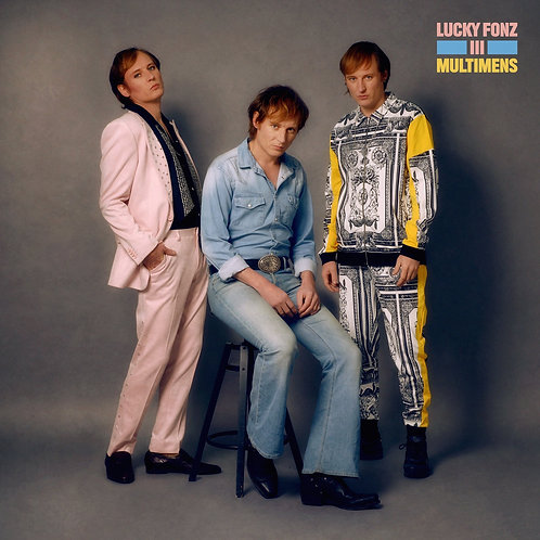 Lucky Fonz III - Multimens