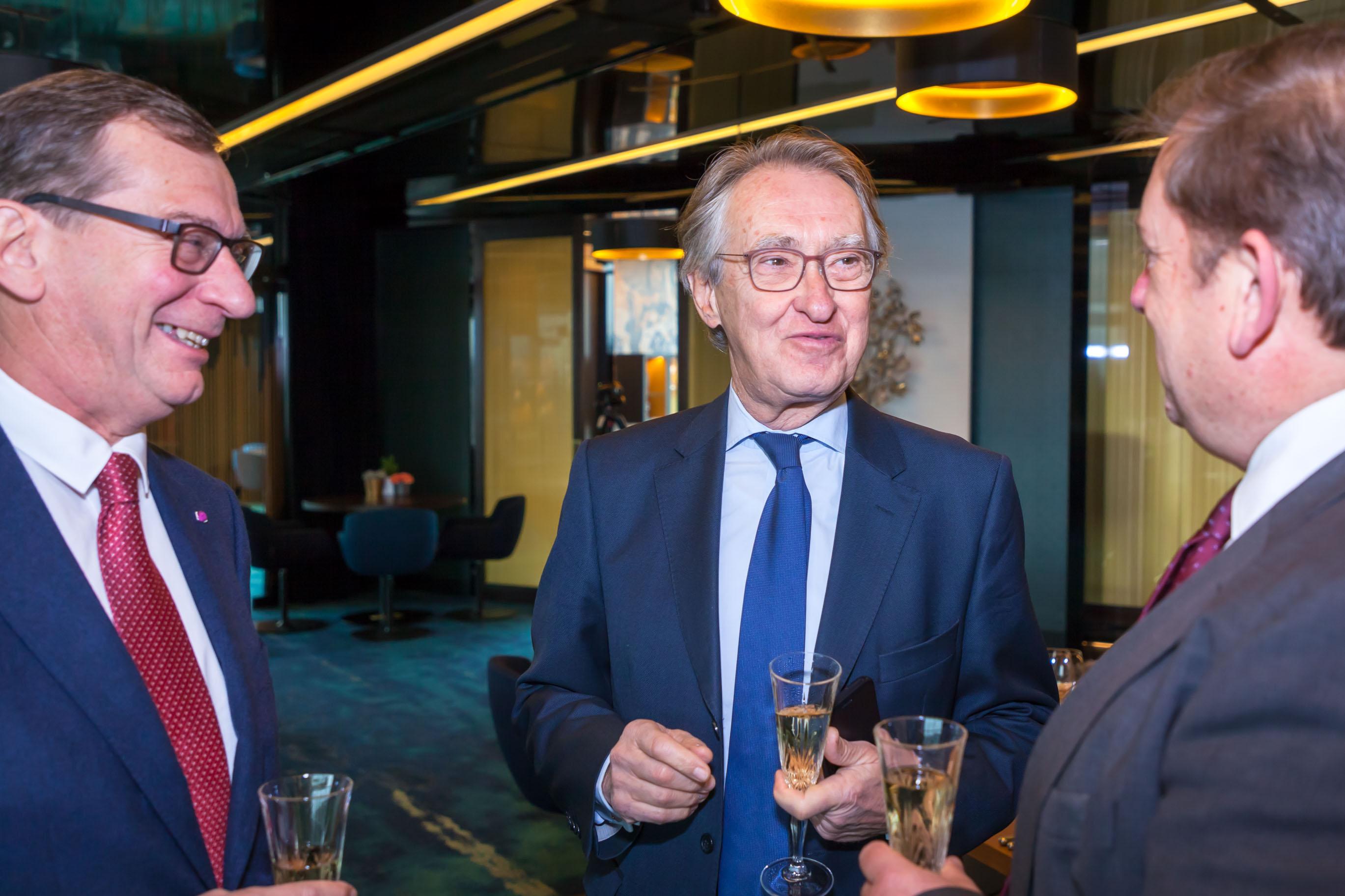 Marc de la BRASSINE et Philippe HAQUENNE