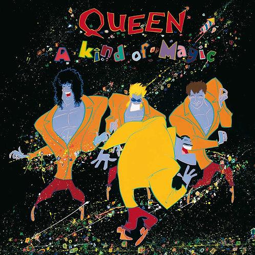 Queen - A Kinds Of Magic