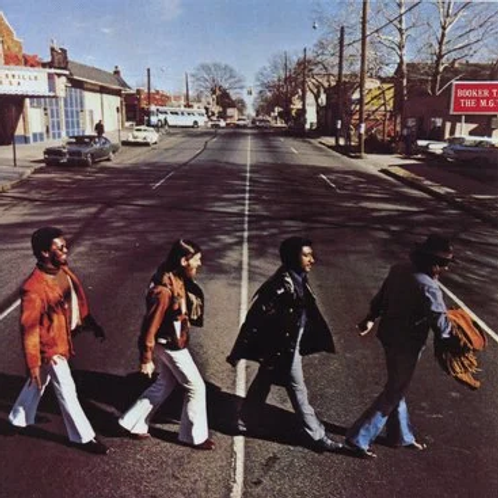 Booker T & MG's - McLemore Avenue: 50th Anniversary Edition