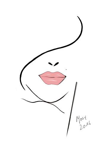 9 traits pour dessiner un visage