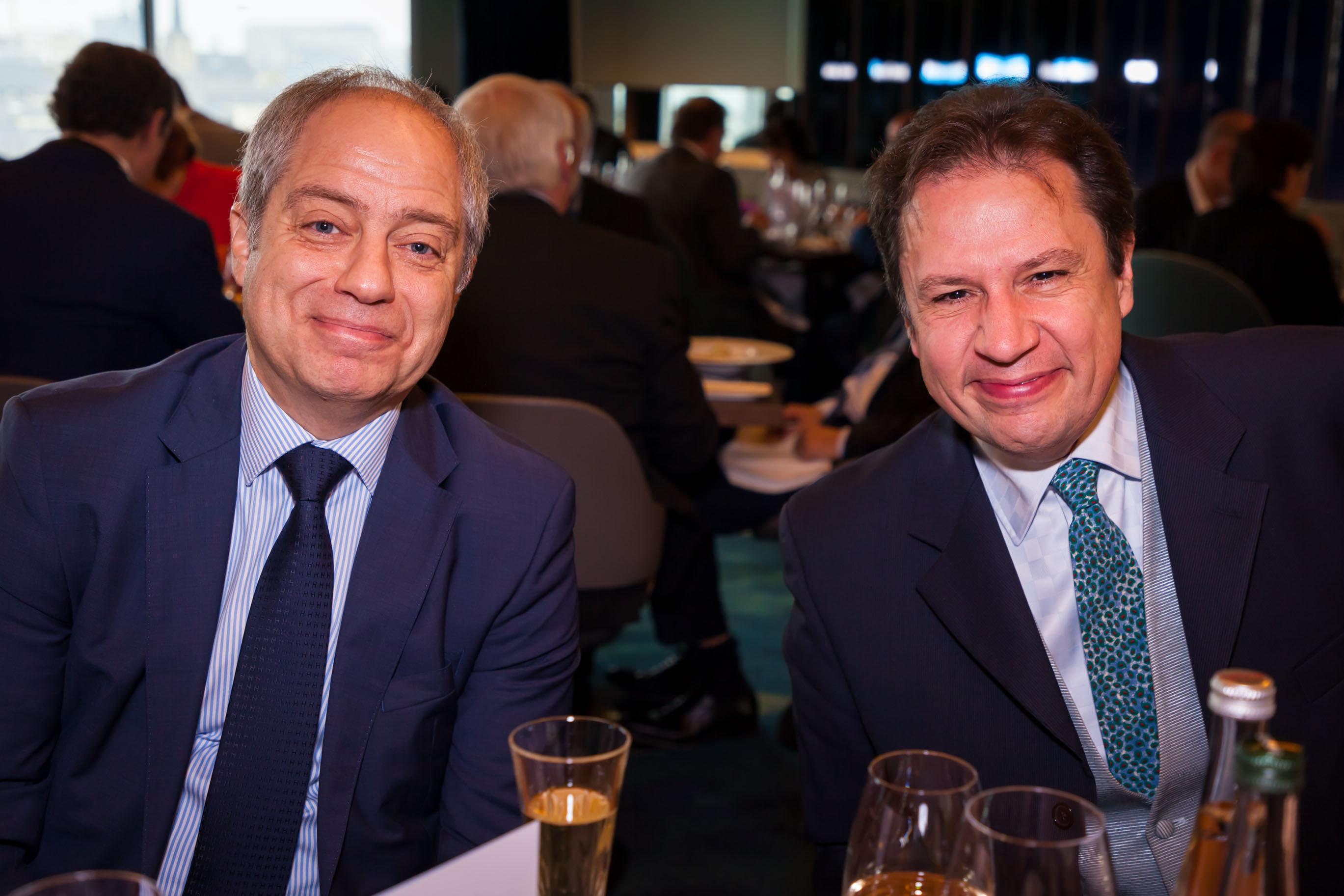Roland BASTIN et Thierry JOLIVALT
