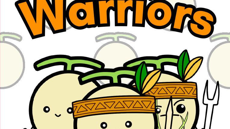 Melon Warrior - Interactive Division Game