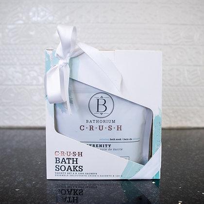 Bathorium Crush - Variety Pack Bath Soaks