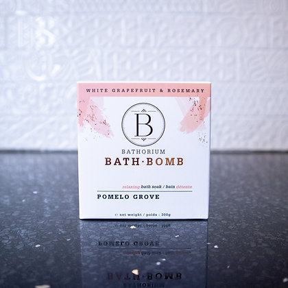 Bathorium Bath Bomb - Pomelo Grove