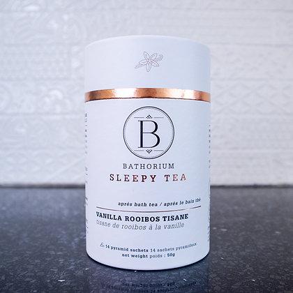 Bathorium Sleepy Tea - Vanilla Rooibos Tisane Bath Tea