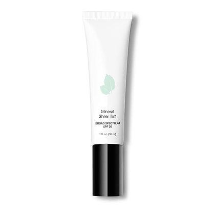 Mint Makeup - Mineral Sheer Tint
