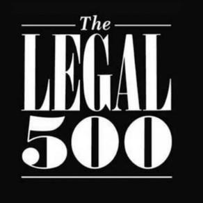 Arrubla Devis Asociados es reconocida nuevamente por The Legal 500