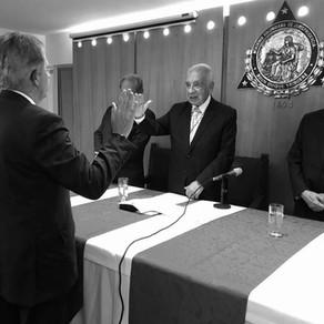 Jaime Arrubla se posesiona como Miembro de Número de la Academia Colombiana de Jurisprudencia