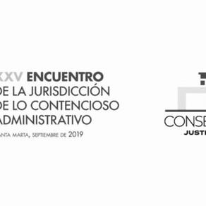 XXV Encuentro de la Jurisdicción de lo Contencioso Administrativo