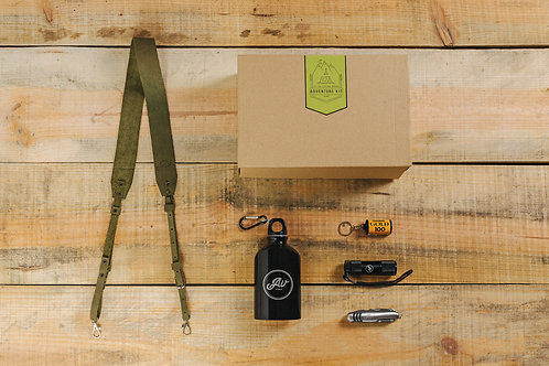 THE ADVENTURE KIT - NECK STRAP