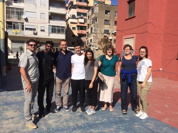 Report della Missione in Albania