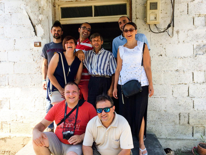 Report Albania Mission July 2018