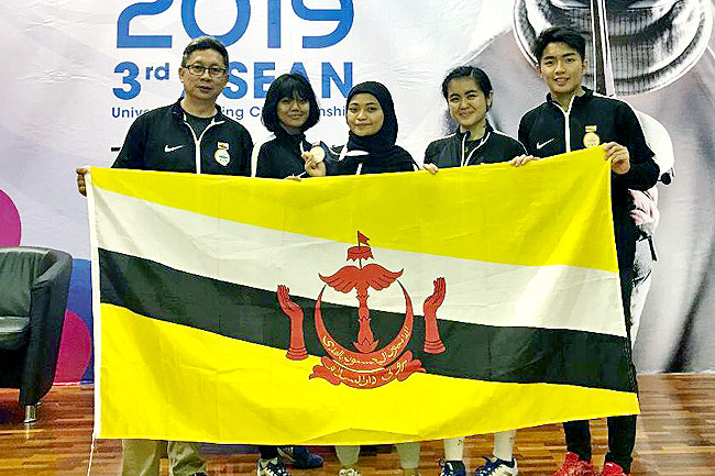 Anis Sabrina bags silver in Malaysia fencing meet