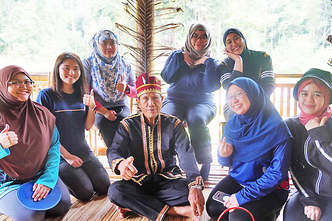 Students gain insights into cultural tourism