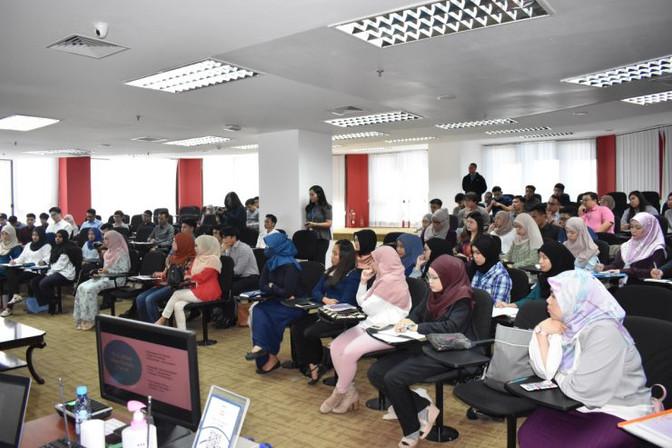 Laksamana課程計劃 為待職學生設計