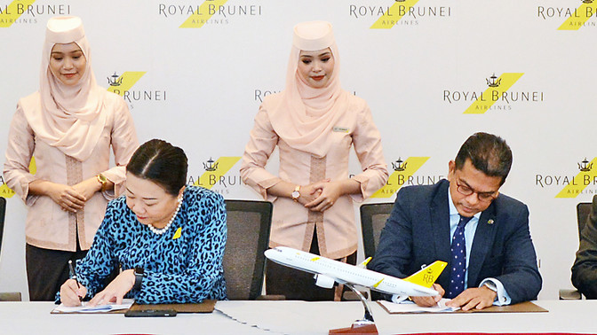 RB, LCB ink training collaboration deal