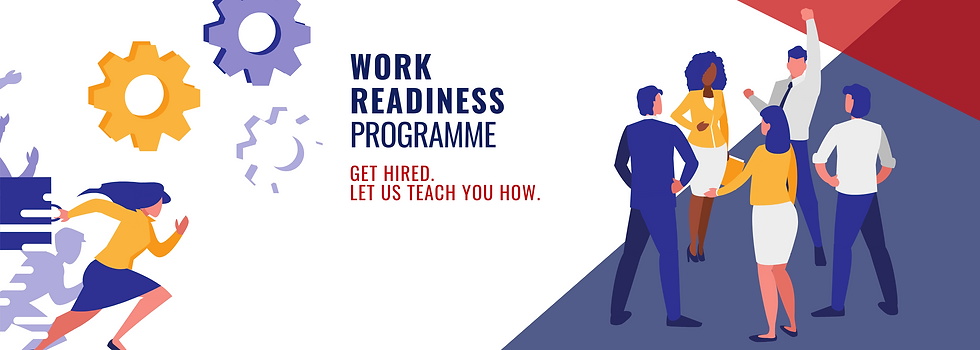 Copy of Copy of Work readiness programme