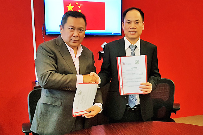 LCB, Chinese college eye enhanced cooperation